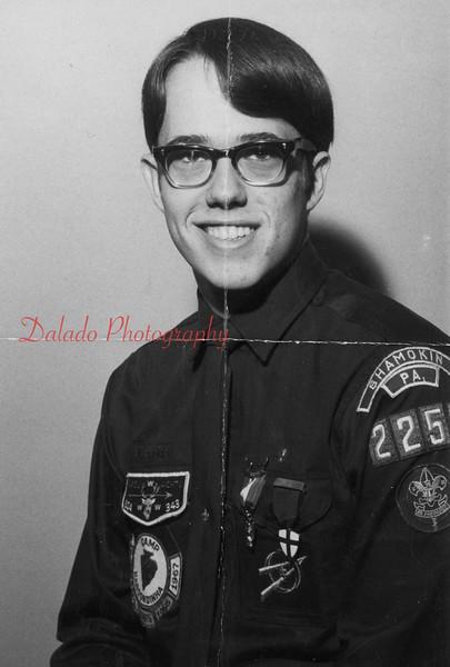 (Feb. 1968) Boy Scout Webber.