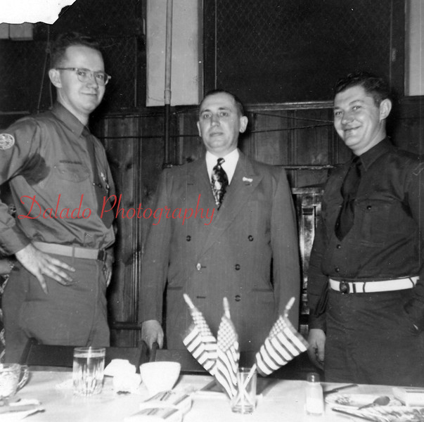 Boy Scout leaders.