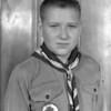 Boy Scout Gusky.