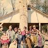 (March 1974) Boy Scout trip to Camp K.