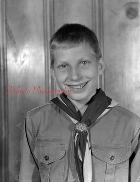 Boy Scout K. Zigner.