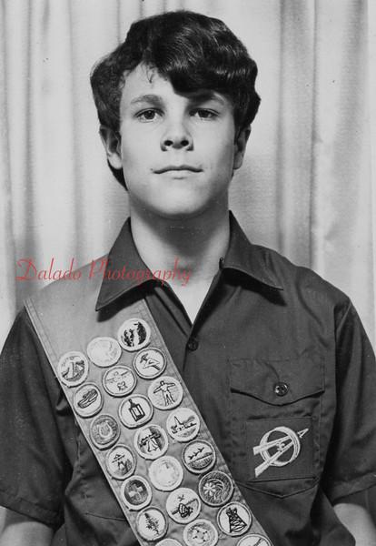 Boy Scout.