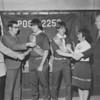 Boy Scout awards.