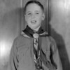 Boy Scout Deibler.