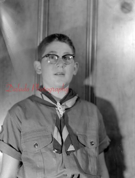 Boy Scout Eveland.