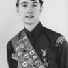 (1972) Boy Scout Robert Kline.