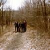 (May 1978) Boy Scout trip.