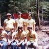 Boy Scout trip to Camp K.