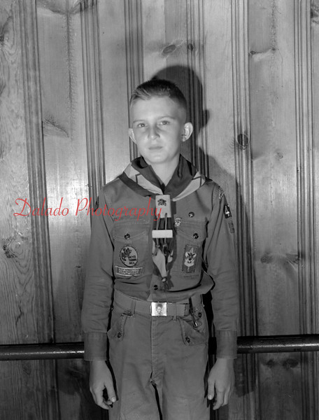 Boy Scout Murphy.