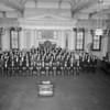 (03.08.58) York Rite College inside the Masonic Lodge in Shamokin.