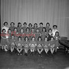 (02.05.1955) Brownie Scouts of Trinity Lutheran Church are shown on Feb. 10, 1955. Leaders are Sara Wiley and Louise Shade and Dorothy Smith. First row, left to right, are Phyllis Nuss, Frances Shade, Jean Shroyer, Susan Weitzel, Susan McCollum, Sandra Eveland and Susan Anderson; second, Carol Lark, Jean Shebelsky, Cindy Wiley, Jacqueline Wiley, Paulette MacElivel, Gayle Troutman, Barbara Jones, Grace Shaffer, Christine Shroyer and Betty Shaffer, third, Lillian Kublic, Karen Detwiler, Patricia Vastine, Nancy Whitley, Roberta Tharp, Laura Fleming, Jean Smith, Rebecca Spatzer and Ms. Terzapolos, hospital representative.