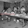 (12.15.1955) Girl Scouts from St. Edward's Church are shown on Dec. 15, 1955. Pictured are, seated, from left, Elizabeth Gilger, Mary Bressi, Barbara Rovito, Diane Pisani, Diane Bradley and Ruth Redro; standing, Judith Berrett, Jean Shalongo, Brenda Spicer and Jacqueline Carvalko.