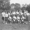 (1962) St. Anthony's Girl Scout troop.