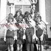 (Sept. 1964) Girl Scouts from a Kulpmont troop.