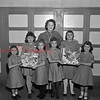 (Nov. 1959) Brownie Troop.