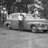 (1953) Kulpmont Ambulance by the Lions Club.