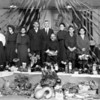 Old photo of a Salvation Army group.