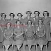 (1951) Pictured in 1951 are, front row, Grace Smith, Mrs. Mattison Burt, Mrs. Ray Marshall and Mrs. George Graeber; back, Mrs. Walter Kershner, Mareen Harvey, Mrs. Harry Yost, Helen Miller, Barbara Doty and Mrs. Chester Lark.