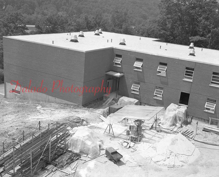 (July 1969) Shamokin Hospital.
