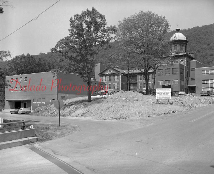 (1955) Shamokin Hospital.