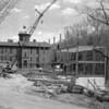 (April 1960) New wing at Shamokin Area Community Hospital.