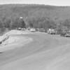 (1961) Hospital Road bridge work.