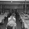 (01.31.57) Shamokin Hospital interior.
