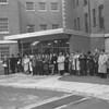 (Oct. 1962) Shamokin Hospital ceremony.