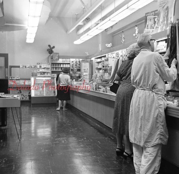 (Oct. 1960) VNA Hospital in Wilkes-Barre.