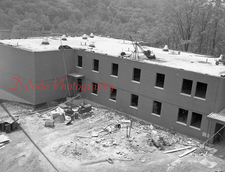(May 1969) Shamokin Hospital.