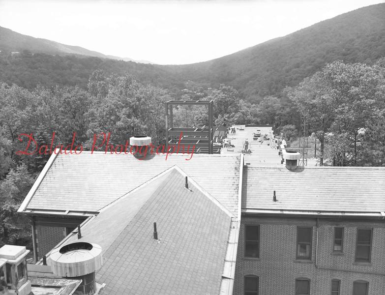 (02.05.60) Shamokin Hospital new wing.