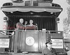 (10.22.1952) President Harry Truman at a whistle-stop address at Northumberland while campaigning for Adlai Stevenson, democratic nominee for president, and John Sparkman, vice president.