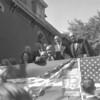 (Oct. 1960) Lyndon Johnson speaks to 2,500 people in Shamokin.