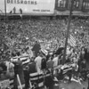 (1960) Kennedy campaign stop in Hazleton.