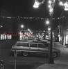 (1958 or 59) Christmas lights in downtown Shamokin.