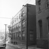 (Jan. 1957) Rock Street near the News Dispatch.