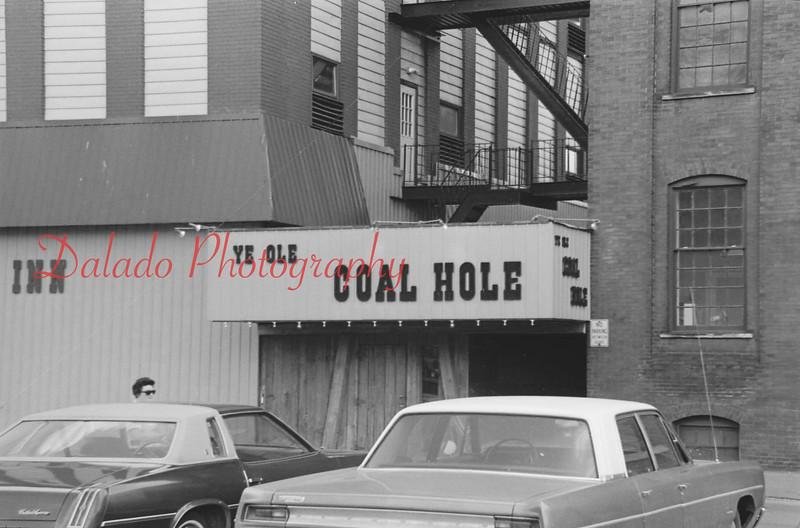 Coal Hole.