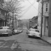 (Jan. 1957) Washington Street in Shamokin.