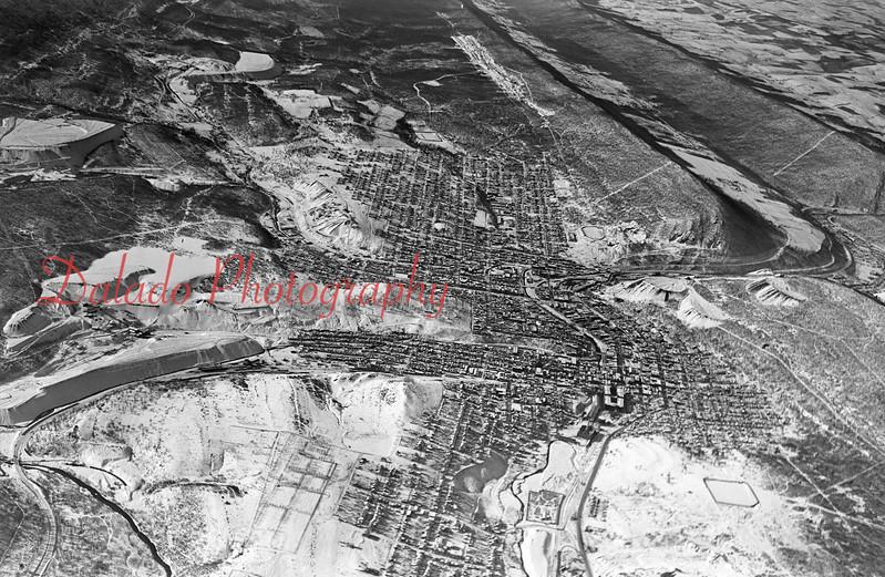 (Dec. 1938) Shamokin aerial.