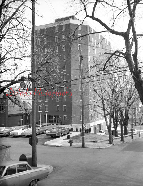 (May 1972) Hillcrest Apartments (Harold Thomas Highrise).