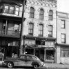 (Jan. 1957) Home Furniture Store along Shamokin Street.