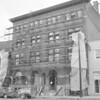 (1963) McConnell building restoration.