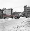 (1963) Snow on Independence Street.