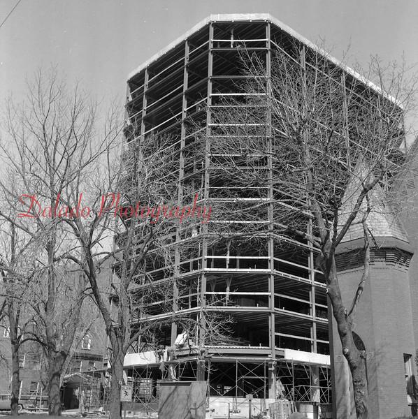 Harold Thomas Hi-rise construction.