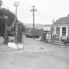 (1956) Spurr Gas Station at Sixth and Walnut streets.