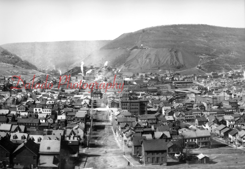 (1908) Shamokin and Coal Twp. [Third Street]
