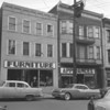 (Jan. 1957) Furniture Store along North Shamokin St.