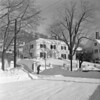(Jan. 1964) Troutman home along Sunbury Street.