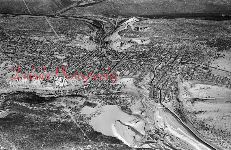 (Jan. 1939) Shamokin aerial.