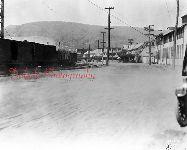 (05.23.25) Fifth Street in Shamokin.